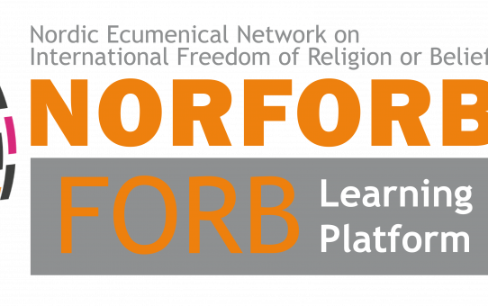 Freedom of Religion or Belief Learning Platform