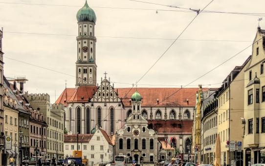 CoGREE meeting in Augsburg
