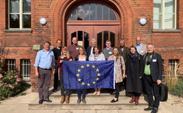 Inspiration and lasting impressions: ICCS/IV study tour Berlin