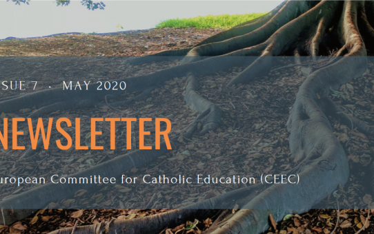 CEEC newsletter May 2020 published