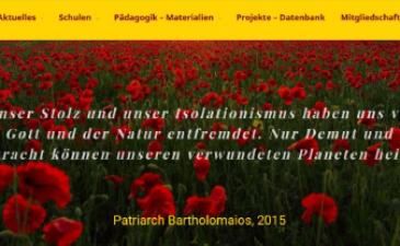 New website for PILGRIM